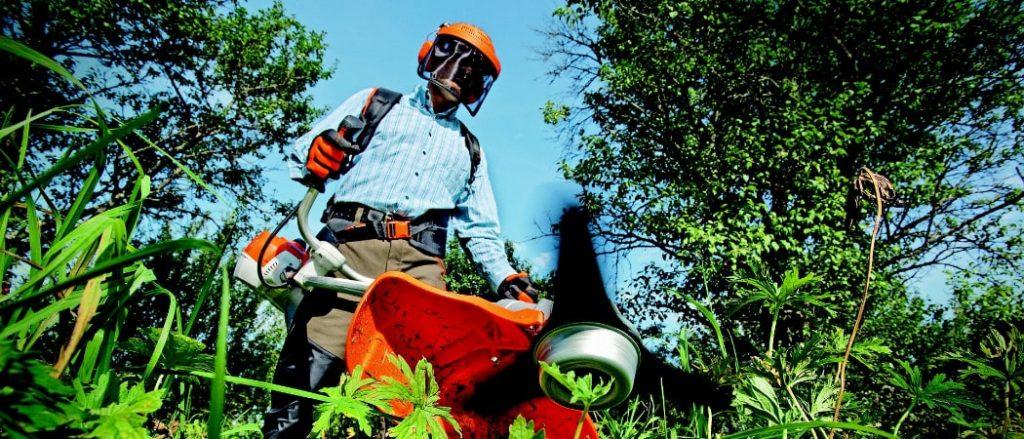 Wer übernimmt Gartenarbeiten?